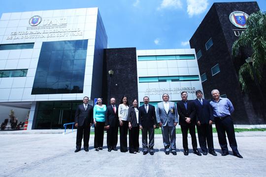 Fachada CDIS UANL Monterrey