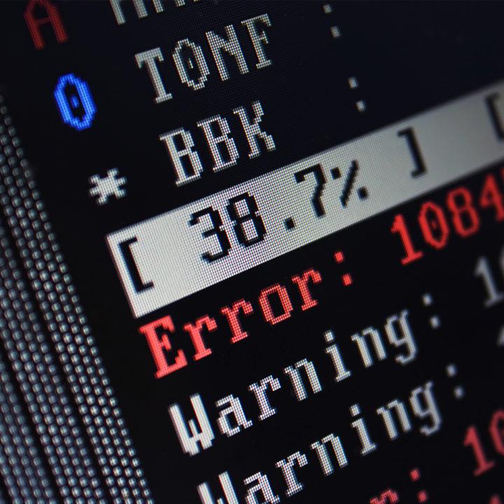 Servicio de prueba y testing de software